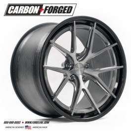 Forgeline Carbon CF201 Wheels