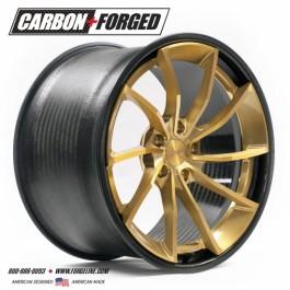 Forgeline Carbon CF202 Wheels