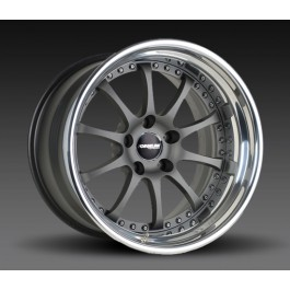 Forgeline ZX3 Wheels