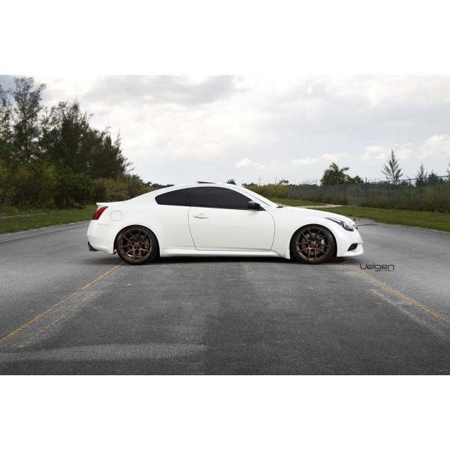 Infiniti G37 S For Sale: Velgen VMB5 Wheels Infiniti G37 Coupe