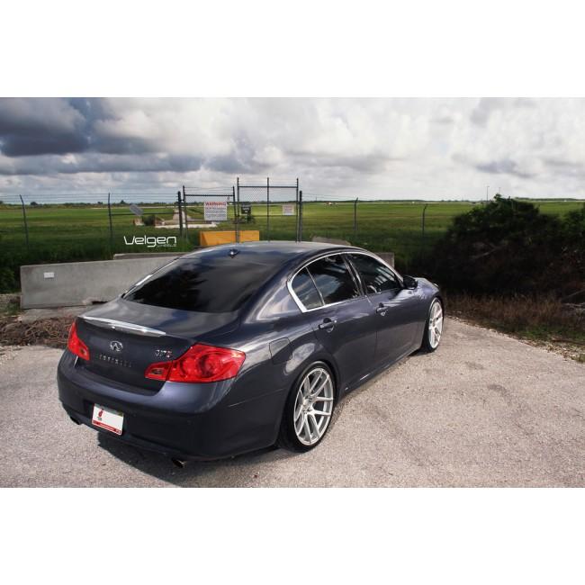 Infiniti G37 S For Sale: Velgen VMB5 Wheels Infiniti G37 Sedan