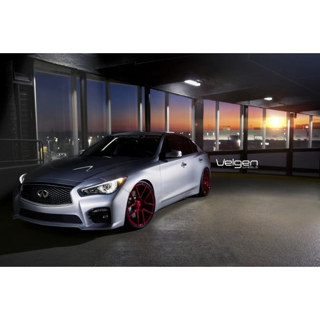 2014 Infiniti Q50 For Sale >> Velgen VMB5 Wheels Infiniti Q50 Sedan | Lowest Price on Velgen Wheels | Free Shipping