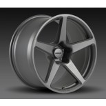 Forgeline CF1 Open Lug Cap Wheels