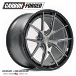 Forgeline CF201 Carbon Wheels