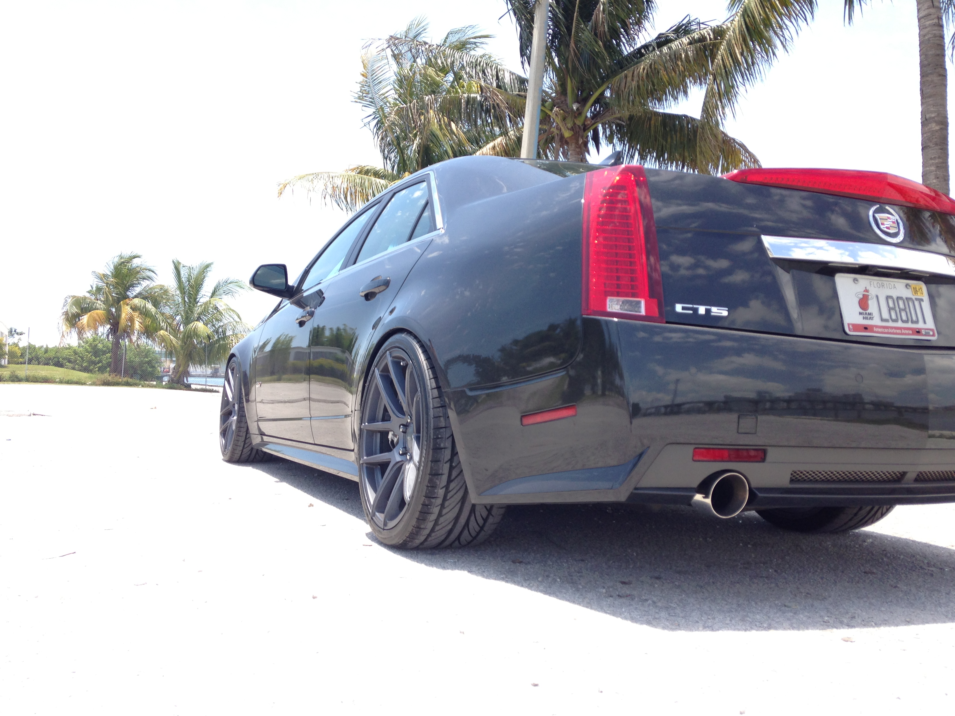 New Velgen Vmb5 Wheels For Cts V Sedan